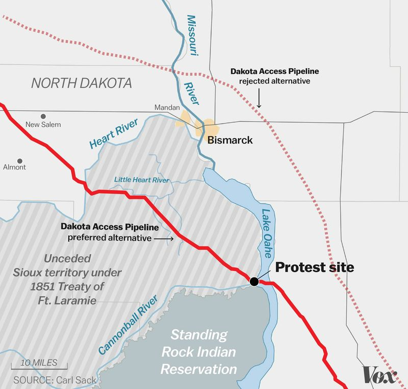 barbier ventdouxprod dakota access pipeline route before december 4