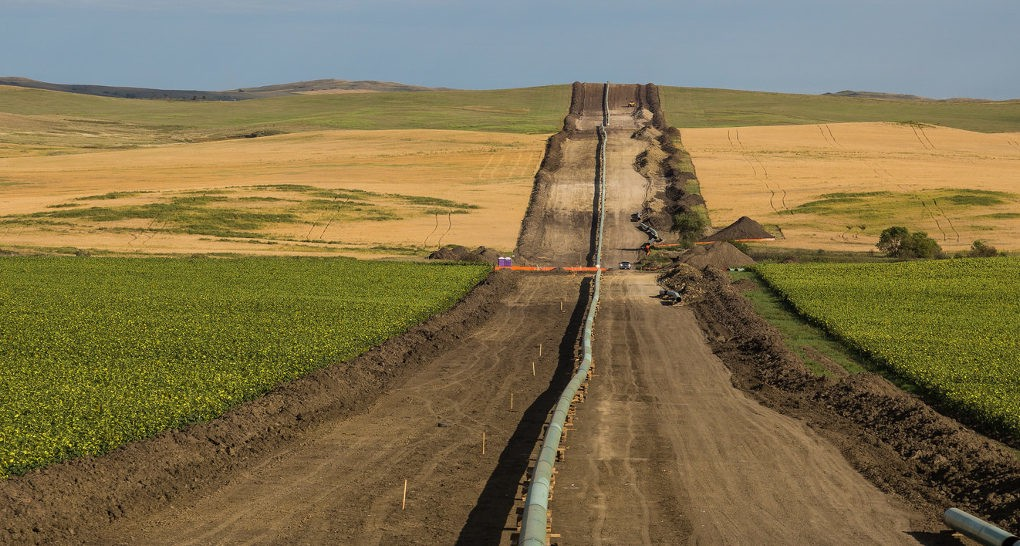 dakota access pipeline venom u.s. law black snake treaty area