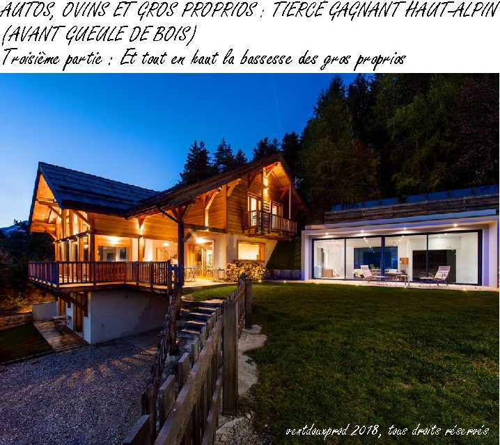 Hautes-Alpes – 3ème partie (6/2018)