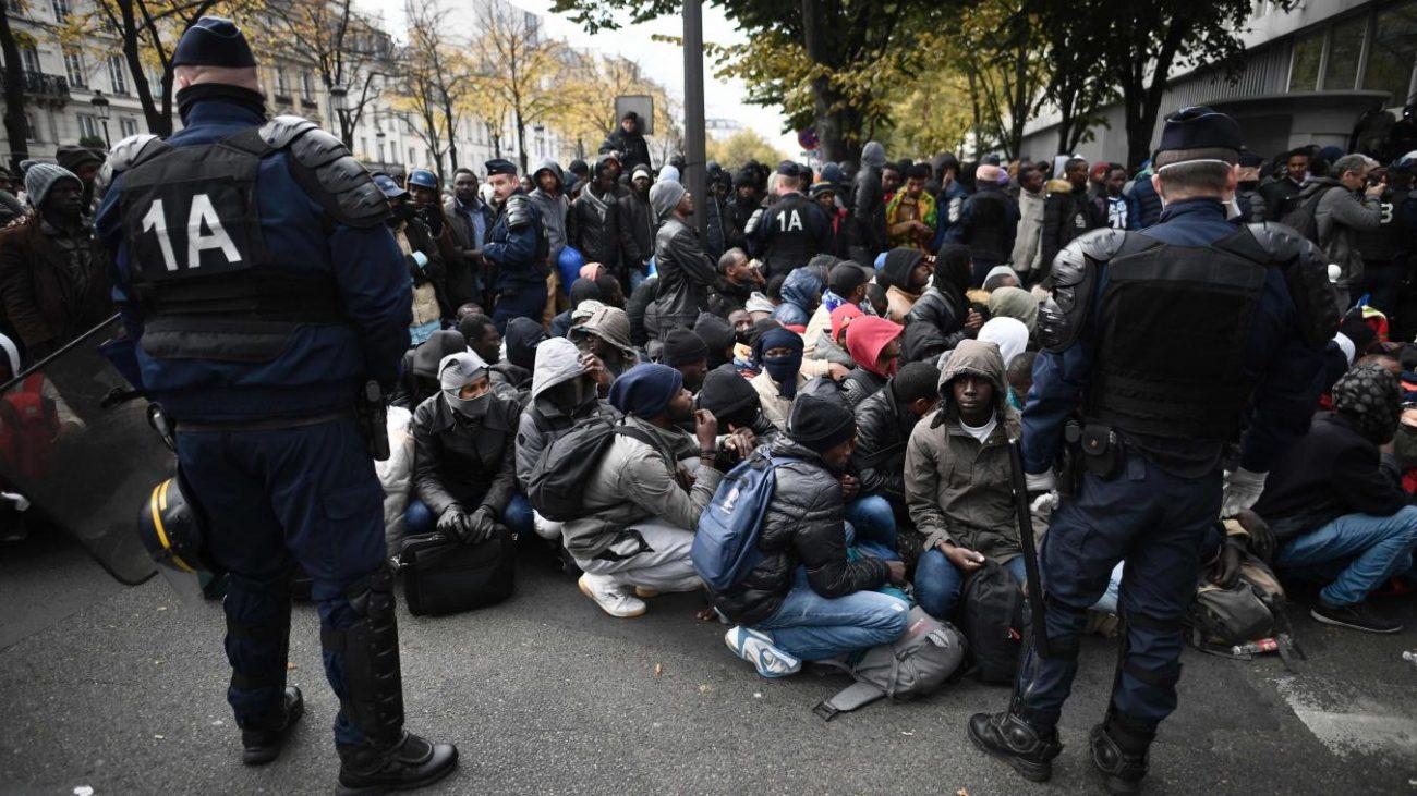 ventdouxprod 2018 nicolas barbier police migrant Etat brutalité crime contre humanité