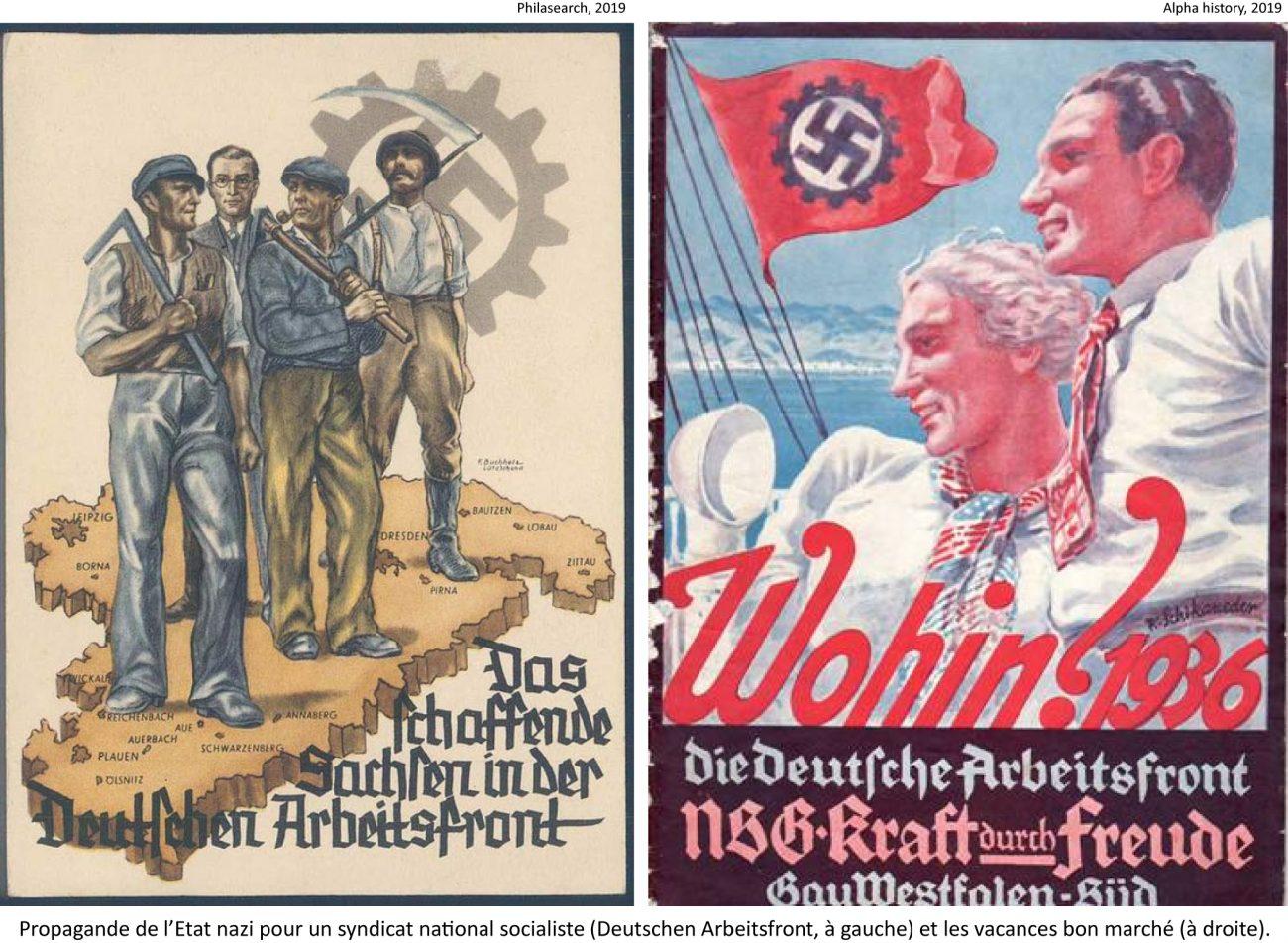 ventdouxprod 2019 nicolas barbier ni un détail ni un curieux hasard de l'histoire propagande nazie pour le travail et les vacances