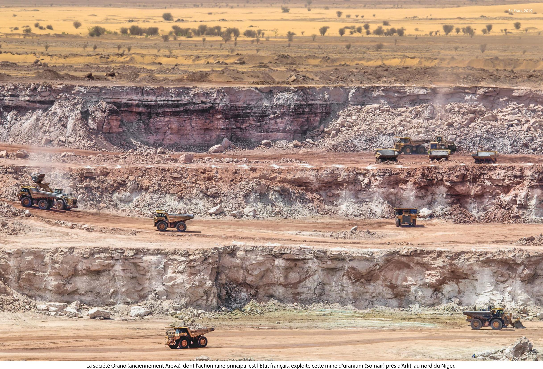 Mine d'uranium de Somaïr