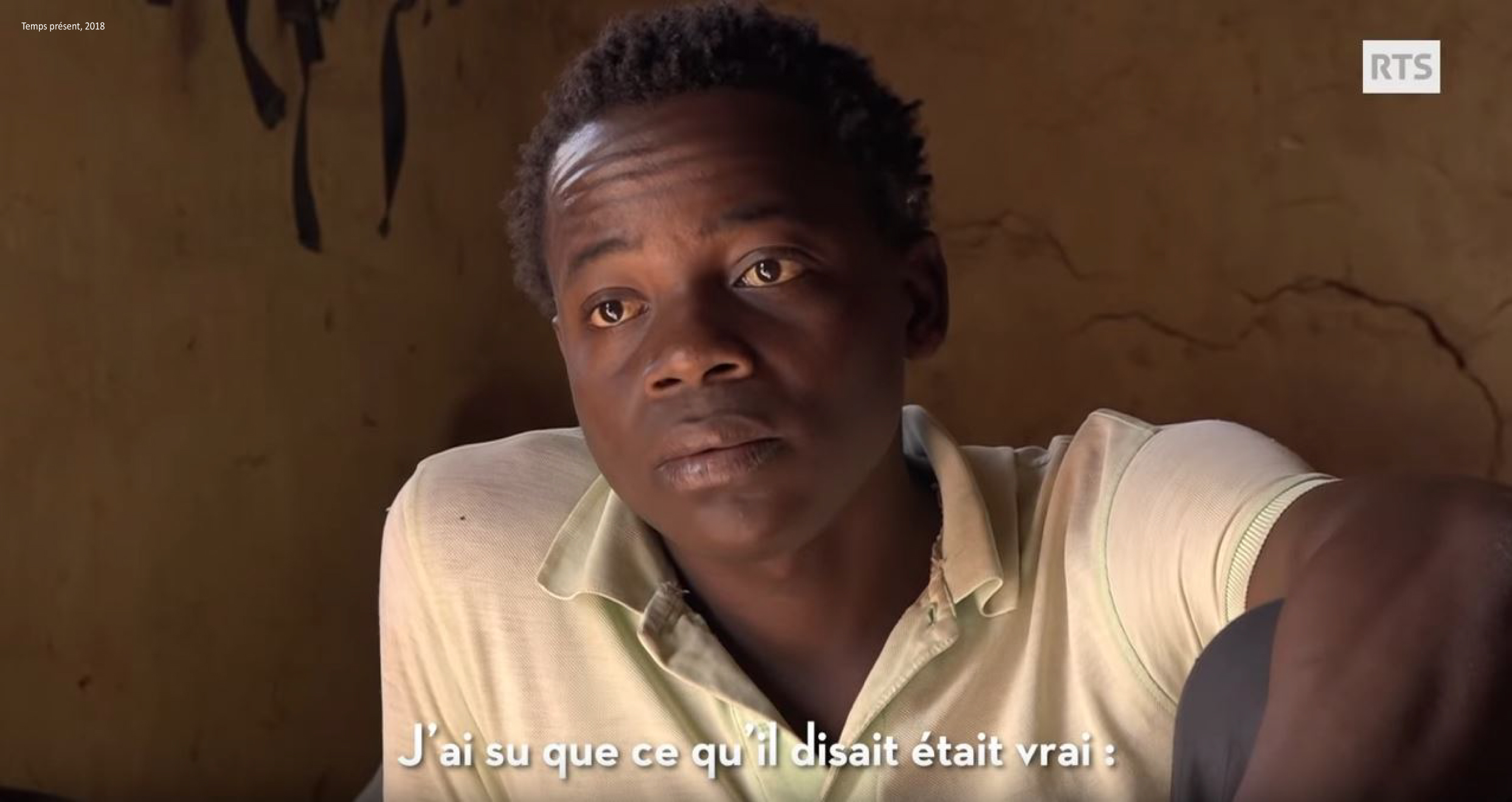 ventdouxprod 2019 nicolas barbier if my continent weren't so ruthless with african economic refugees teenager stranded in Agadez for 7 months
