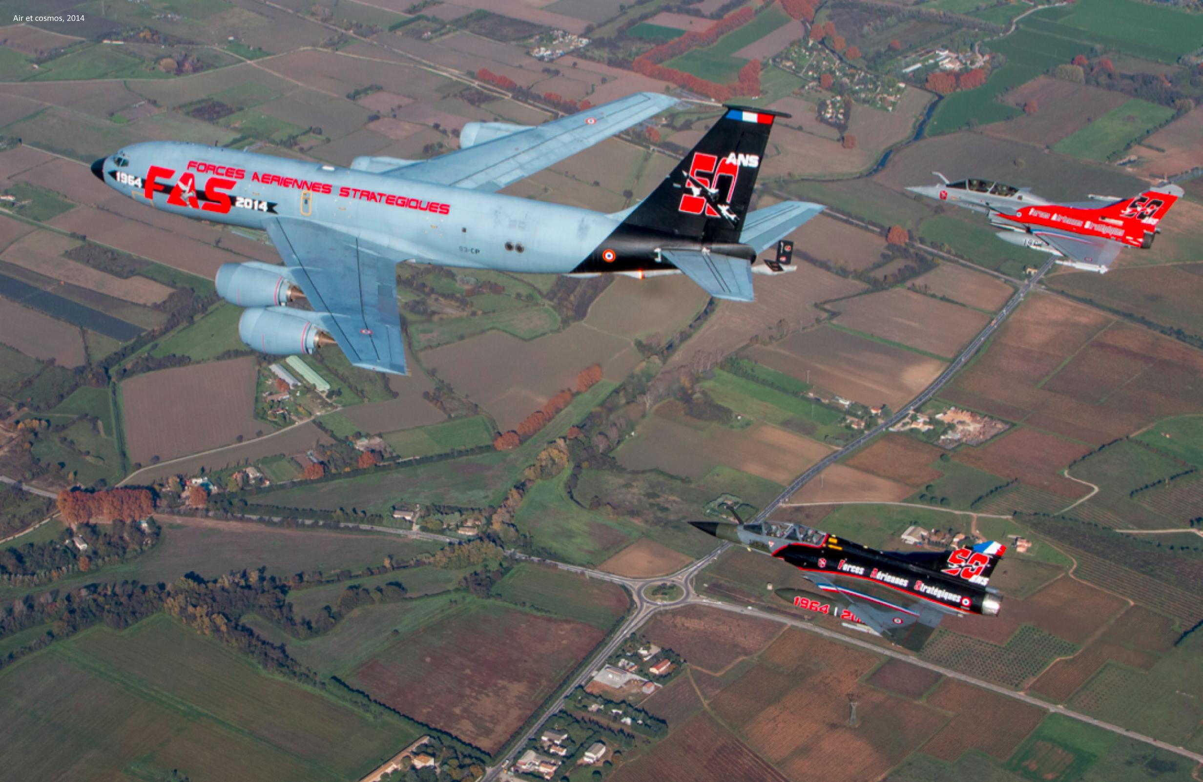 Forces aériennes stratégiques de l'armée française