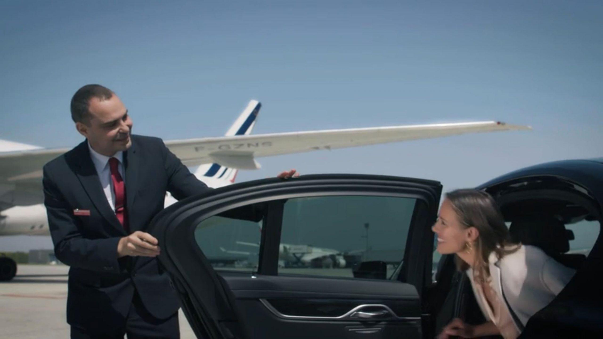 Extraits d'une vidéo de promotion d'Air France pour sa première classe. Si la haute noblesse louis-quatorzienne et versaillaise voyait ça, ne serait-elle pas jalouse ?